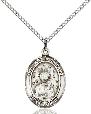 Our Lady of La Vang Medal - FN8115SS18SS