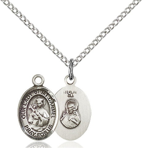 Our Lady of Mount Carmel Medal - FN9243SS18SS