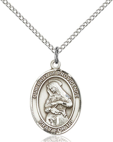 Our Lady of Providence Medal - FN8087SS18SS