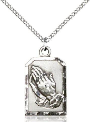 Praying Hands Medal - FN4223SS18SS