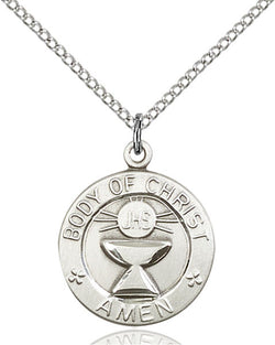 Body of Christ Medal - FN2094SS18SS