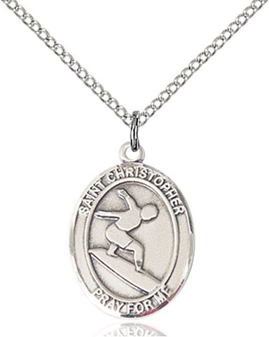 St. Christopher/Surfing Medal - FN8184SS18SS