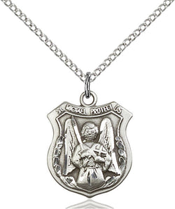 St. Michael the Archangel Medal - FN5697SS18SS