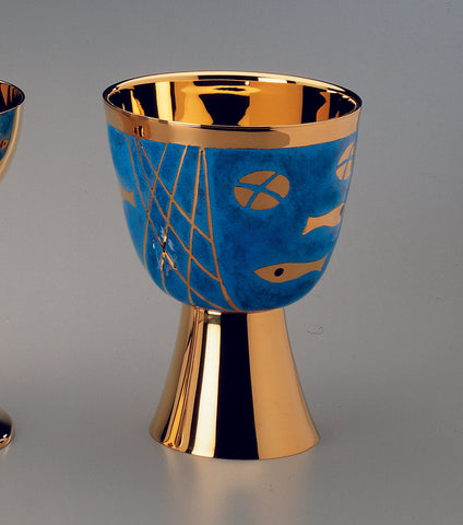 Chalice and Bowl Paten-EW1872