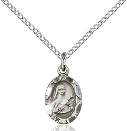 St. Theresa Medal - FN0301TSS18SS