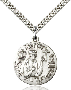 St. Thomas More Medal - FN0957SS24S