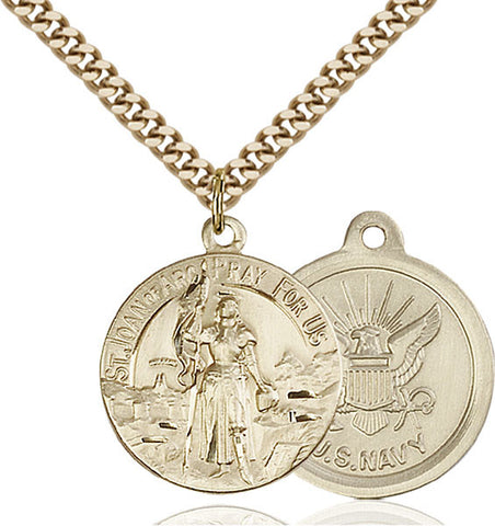 St. Joan of Arc Medal - FN0193GF624G