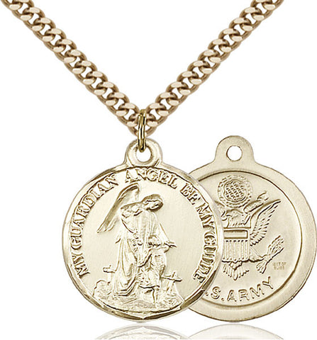 Guardain Angel / Army Medal - FN0341GF224G