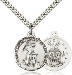 Guardain Angel / Air Force Medal - FN0341SS124S