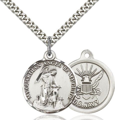 Guardain Angel / Navy Medal - FN0341SS624S
