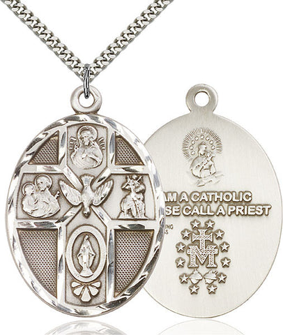 5-Way / Holy Spirit Medal - FN0680SS24S