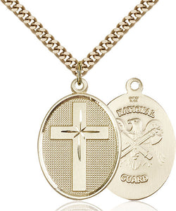 Cross / National Guard Medal - FN0783GF524G