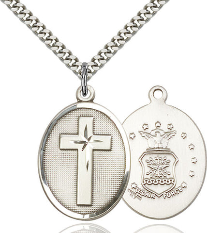 Cross / Air Force Medal - FN0783SS124S