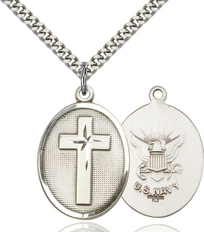 Cross / Navy Medal - FN0783SS624S