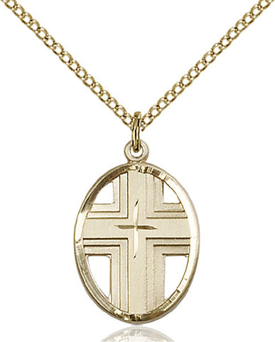 Cross Medal - FN0877GF18GF