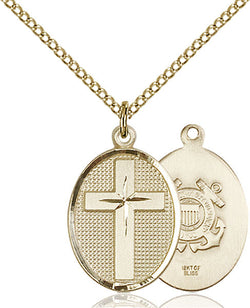 Cross / Coast Guard Medal - FN0883GF318GF