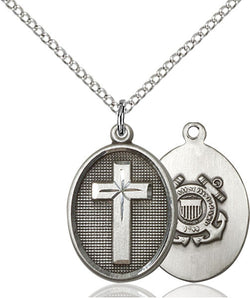 Cross / Coast Guard Medal - FN0883SS318SS