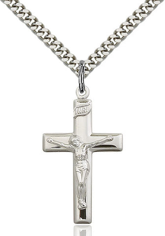 Crucifix Medal - FN2191SF18S
