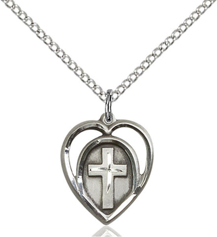 Heart / Cross Medal - FN4132SS18SS