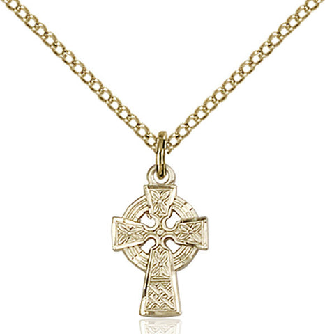 Celtic Cross Medal - FN4133GF18GF