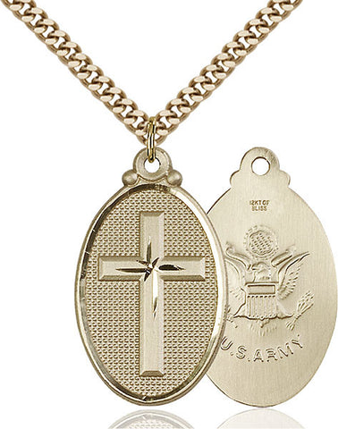 Cross / Army Medal - FN4145YGF224G