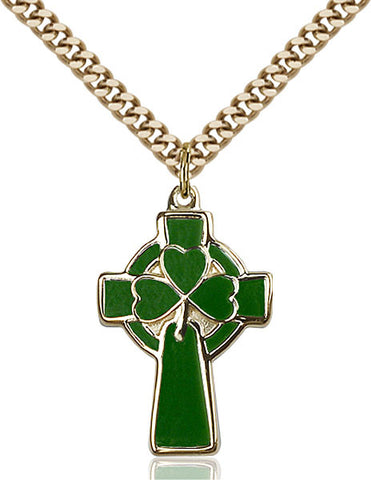Celtic Cross Medal - FN5693GF24G