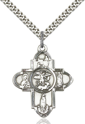Our Lady 5-Way Medal - FN5711SF24S
