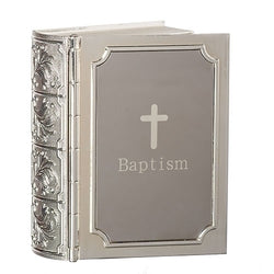 Baptism Bible Keepsake - LI19777