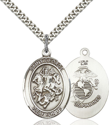St. George Medal - FN7040SS424S