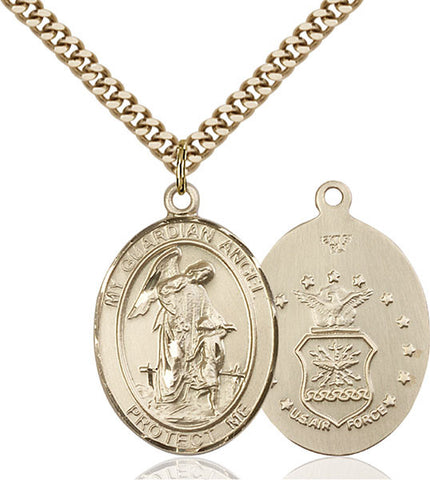 Guardian Angel Medal - FN7118GF124G