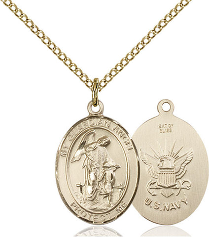 Guardian Angel / Navy Medal - FN8118GF618GF