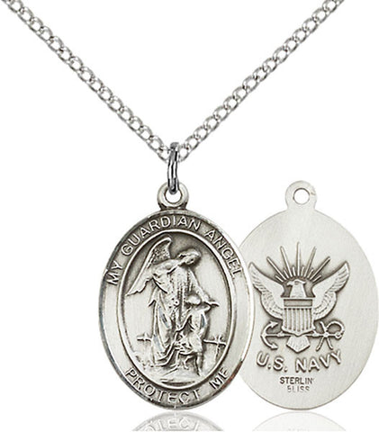 Guardian Angel / Navy Medal - FN8118SS618SS