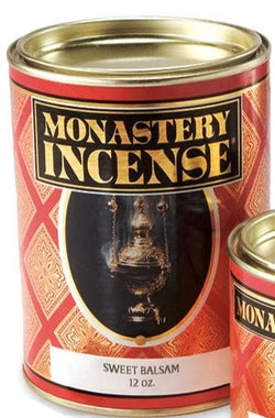 Monastery Incense - Sweet Balsam - UJ870