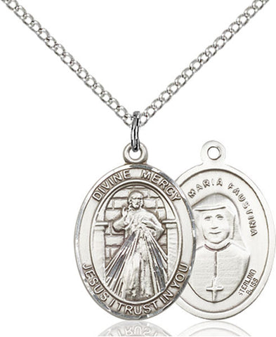 Divine Mercy Medal - FN8366SS18SS