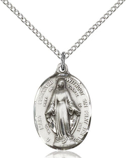 Immaculate Conception Medal - FN85-100