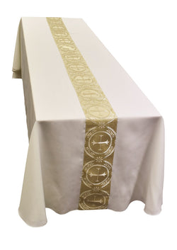 Funeral Pall, coordinating mass set - SL2048