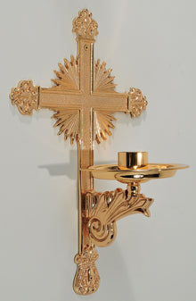 Consecration Candle Holder - QF21CCH80