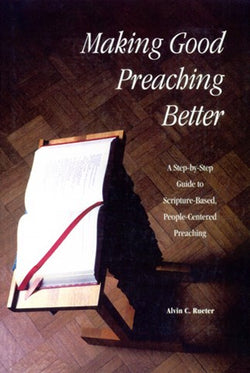 Making Good Preaching Better - NN22155