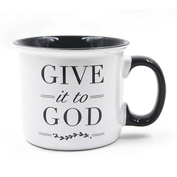 Give It To God Mug - LI223022