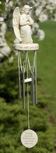 Memorial Angel Wind Chime - LI47320