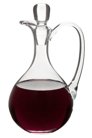 Glass Flagon - EG9138
