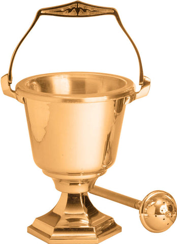Holy Water Pot with Sprinkler-JL245-29
