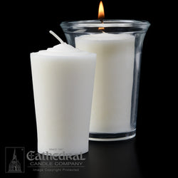 24-Hour Tapered Best Quality Votive Lights - GG88332401