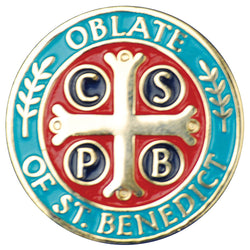 Oblate Lapel Pin - XW2570