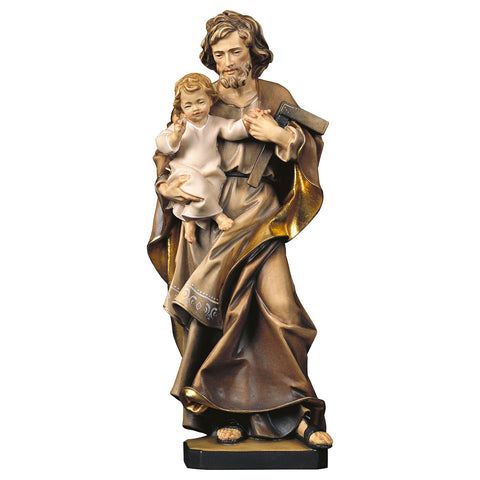 St. Joseph with Child and Angel-YK261000