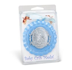 Blue Crib Medal - TA2706-04