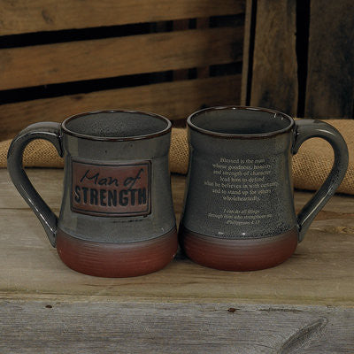 Man of Strength Mug - EF56805T