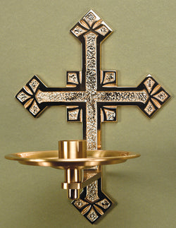 Consecration Candle Holder - QF27CCH40