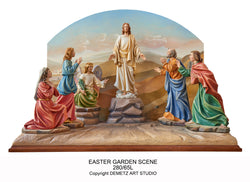 Easter Garden Scene - Large - HD28065L