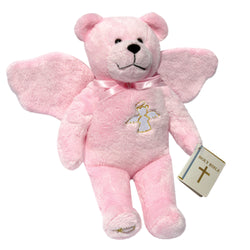 Guardian Angel Pink Holy Bear - TXGUAR9PI